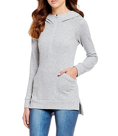 The North Face Om 1/2 Zip Pullover Hoodie