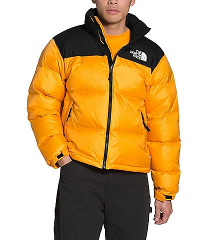The North Face Out Retro Nuptse Summit Go Zip-Front Jacket