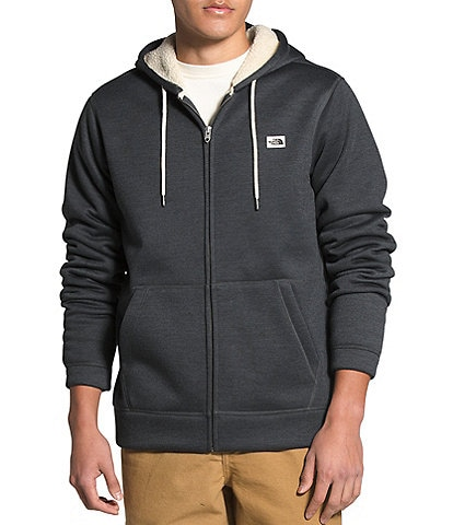 The North Face Out Sherpa Patrol Fleece Full-Zip Hoodie
