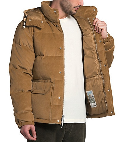 The North Face Out Sierra Down Corduroy Parka