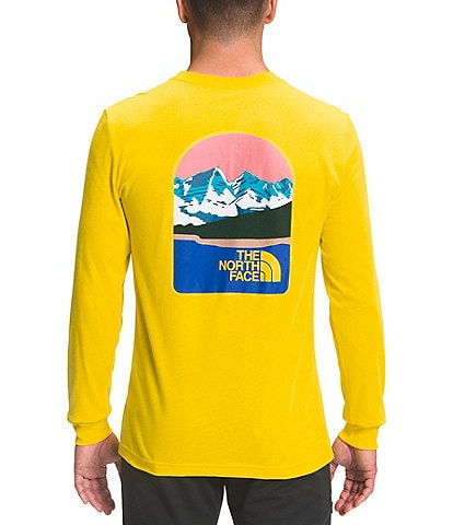 The North Face Parks Long-Sleeve Jersey Tee