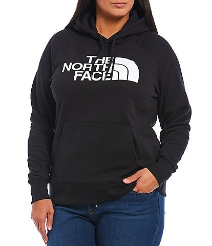 The North Face Plus Size Half Dome Pullover Hoodie