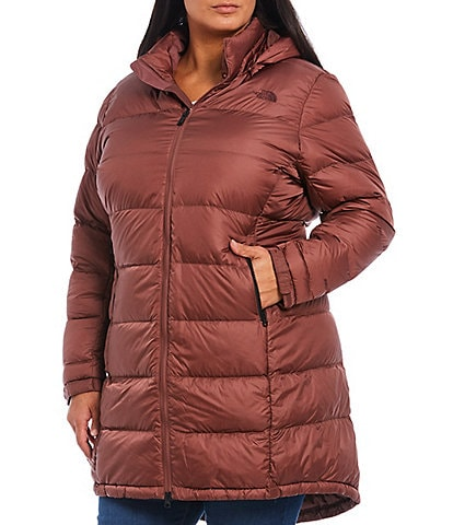 The North Face Plus Size Metropolis Hi-Low Parka III