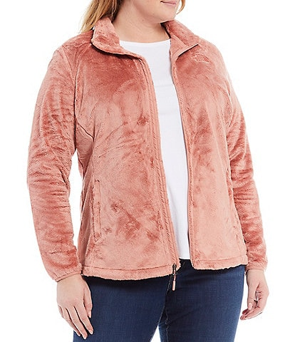 The North Face Plus Size Osito Fleece Jacket