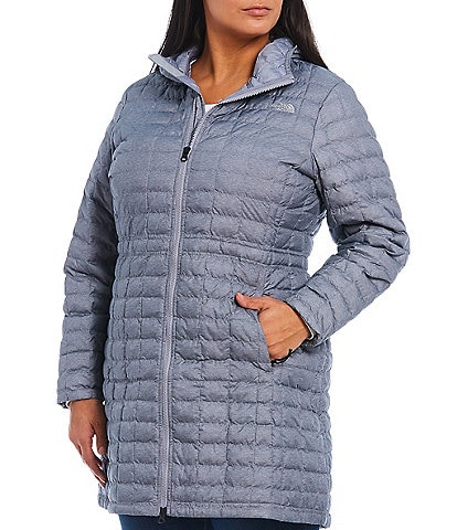 The North Face Plus Size Thermoball Eco Parka with Hood