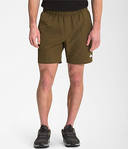 The North Face Relaxed-Fit Class-V 9#double; Inseam Pull-On Shorts