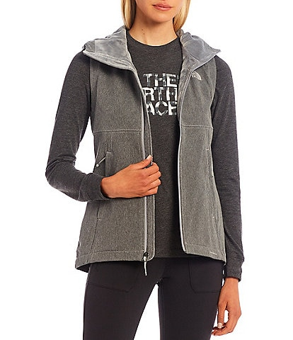 The North Face Shelbe Raschel Water Repellant Hooded Vest