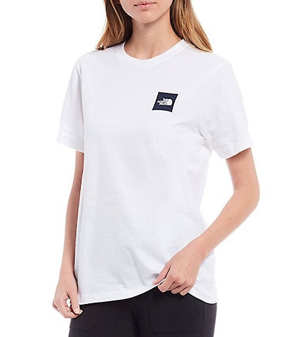 The North Face Short Sleeve Camo Graphic Logo Tee