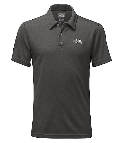 The North Face Short-Sleeve Plaited Crag FlashDry Polo