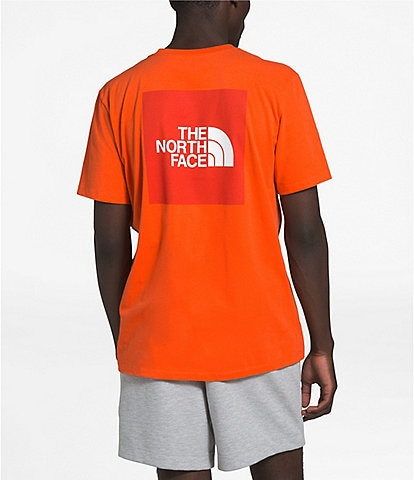 The North Face Short-Sleeve Red Box Logo T-Shirt