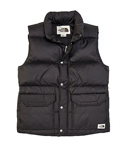 The North Face Sleeveless Sierra Down Ripstop Water Resistant Vest