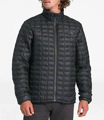 The North Face Slim Fit Matte Finish Packable ThermoBall™ Insulated Eco Jacket