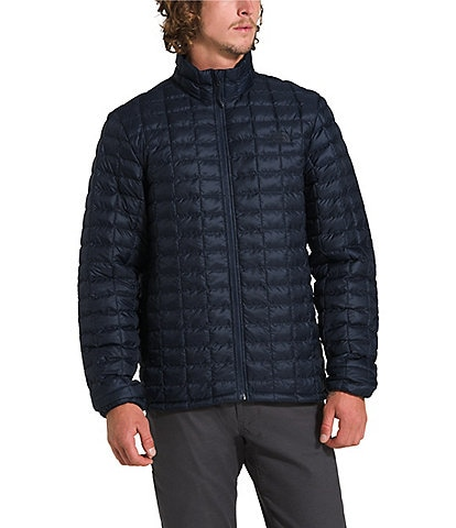 The North Face Slim Fit Matte Finish Packable ThermoBall Insulated Eco Jacket