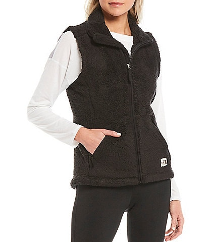 The North Face Soft Sherpa Fleece Campshire Vest 2.0