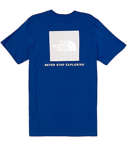 The North Face Standard-Fit Short-Sleeve Box NSE Tee