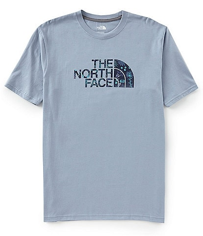 The North Face Standard Fit Logo Short-Sleeve Half Dome T-Shirt