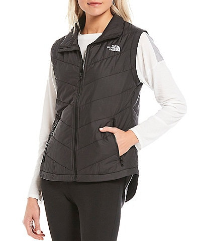 The North Face Tamburello 2 Funnel Collar Hi-Low Vest