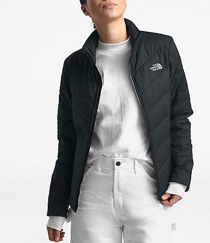The North Face Tamburello Water Resistant Zip Front Jacket