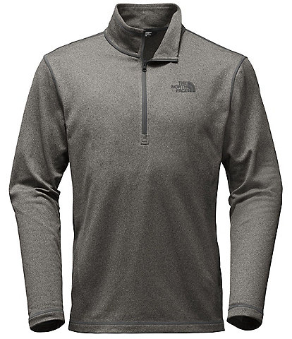 The North Face Tech Glacier Quarter-Zip Fleece Pullover