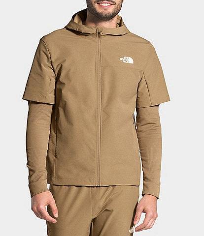 The North Face Teknical Long-Sleeve Full-Zip Hoodie