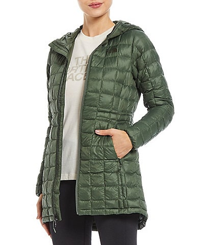 The North Face ThermoBall™ Eco Packable Quilted Hooded Parka