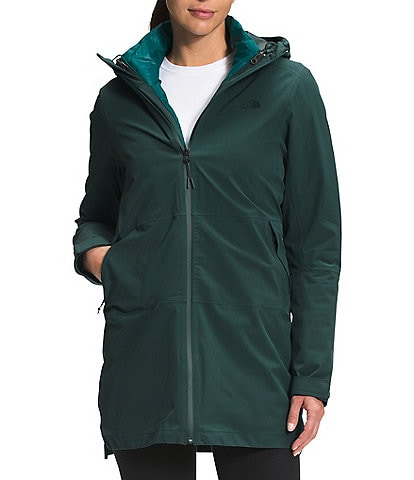 The North Face ThermoBall™ Eco Triclimate® 3-In-1 Long Sleeve Hooded Quilted Parka