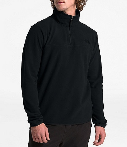 The North Face TKA Glacier Zip Fleece Pullover