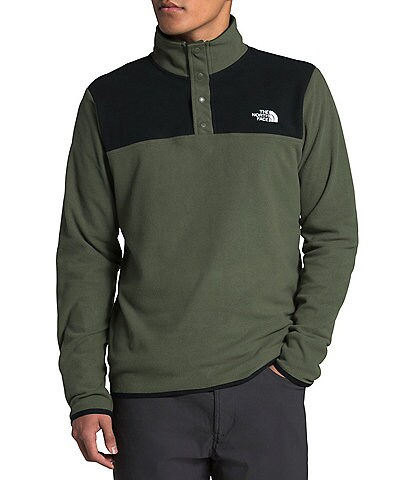 The North Face TKA Glacier Snap-Neck Pullover Jacket