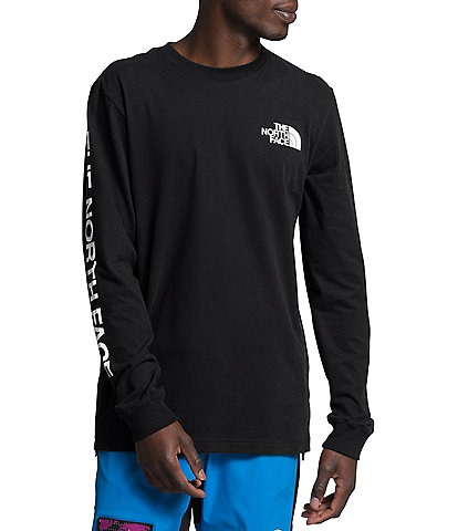The North Face TNF™ Sleeve Hit Long-Sleeve Graphic T-shirt