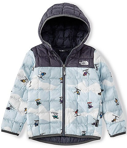 The North Face Toddler Boys 2T-4T Quilted Yeti Print Thermoball™ Eco Hoodie Jacket