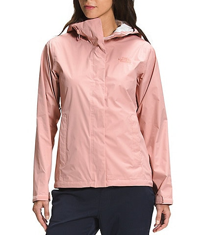 The North Face Venture 2 Hooded Long Sleeve Pocketed Rain Jacket