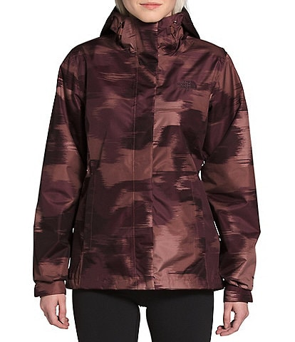 The North Face Venture 2 Waterproof Printed Rain Jacket