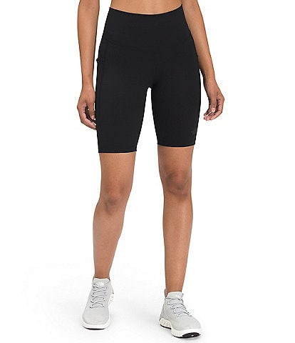 The North Face Wander High Rise Pocket 9#double; Biker Shorts