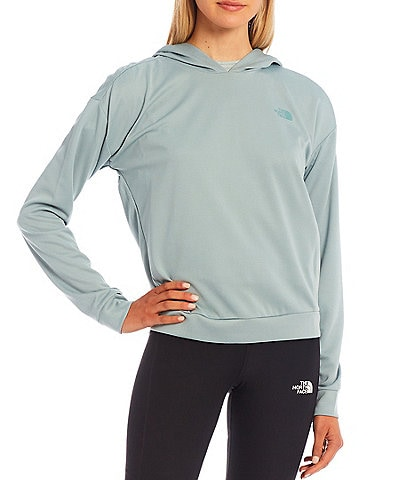 The North Face Wander Long Sleeve Short Hoodie