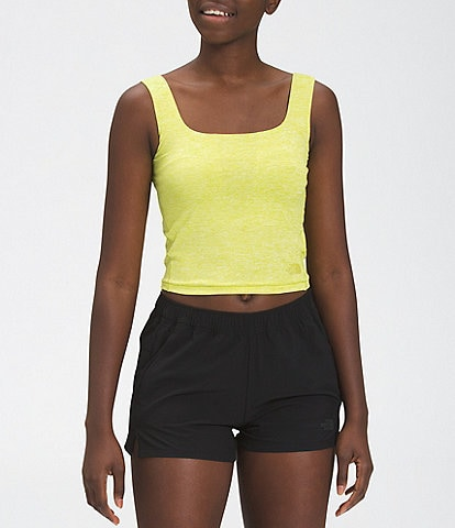 The North Face Wayfair Square Neck Crop Tank