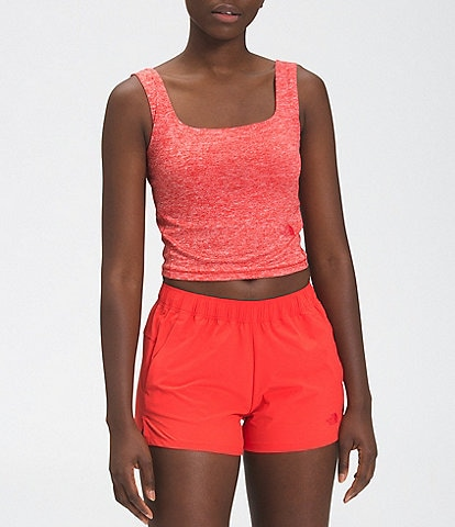The North Face Wayfair Square Neck Cropped Tank