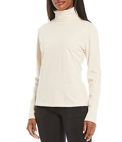 The North Face Woodside Hemp Long Sleeve Turtleneck