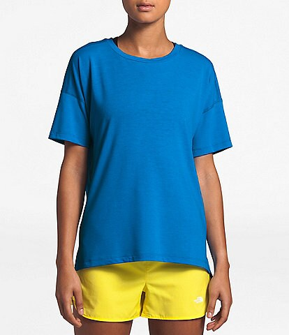 The North Face Workout Short Sleeve Moisture Wicking Top
