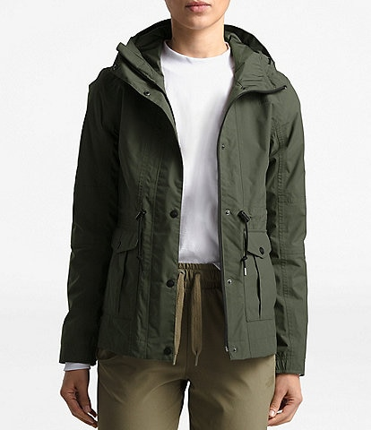 The North Face Zoomie Rain Jacket