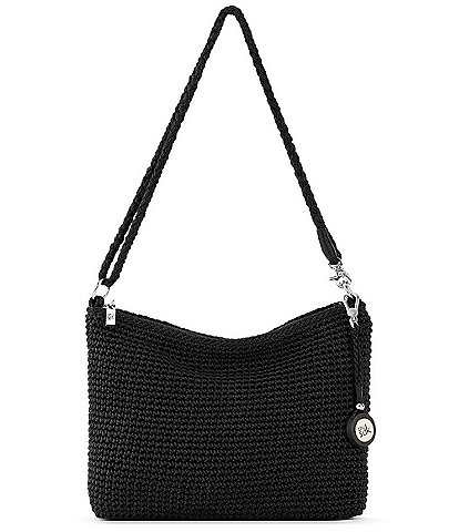 The Sak 3 In 1 Demi Classic Hand-Crochet Zip Crossbody Bag