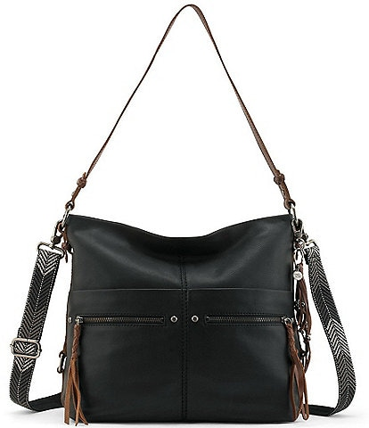 The Sak Collective Ashland Zip Top Hobo Bag