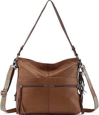 The Sak Collective Ashland Zip Top Hobo Bag