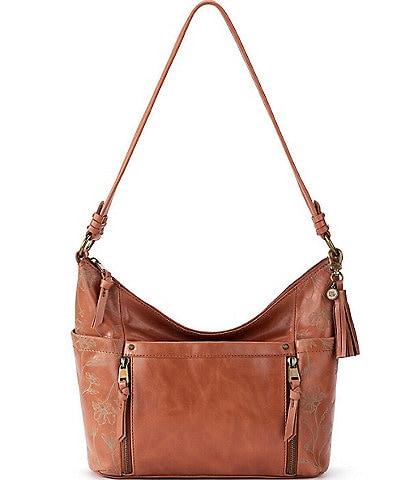 The Sak Collective Keira Zip Pocket Hobo Bag