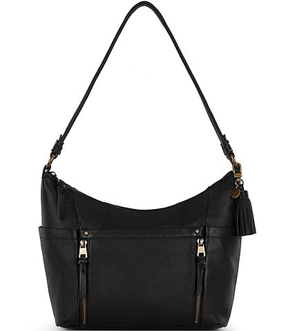 The Sak Collective Keira Zip Pocket Hobo Bag