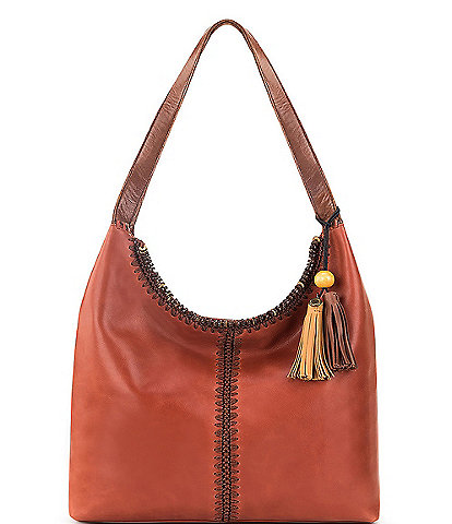 The Sak Huntley Crochet Hobo Bag