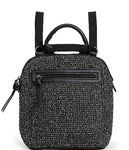 The Sak Loyala Hand-Crochet Mini Convertible Backpack