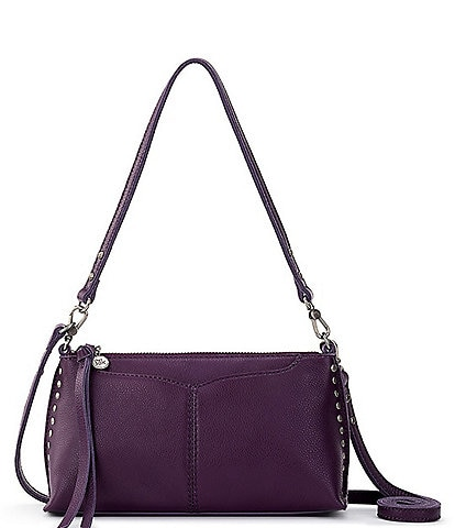 The Sak Silverlake 3-in-1 Leather Zipper Crossbody Bag