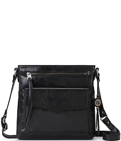 The Sak Ventura Flap Crossbody Bag
