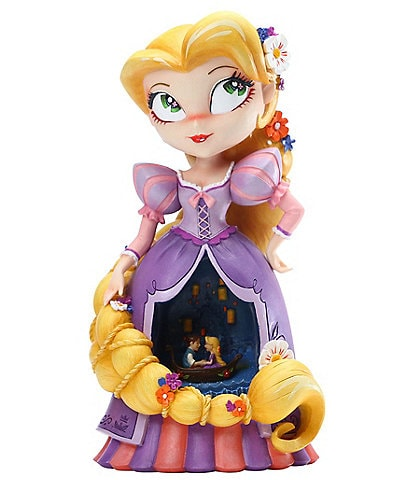 The World of Miss Mindy Presents Disney Rapunzel Light-Up Figurine