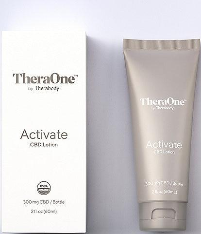 TheraOne Activate-lotion, 2 fl. oz / 300 mg Full Spectrum CBD